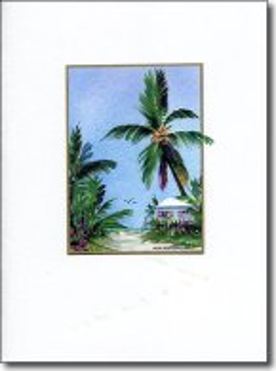 beach cottage image