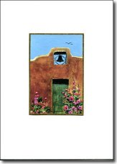 Adobe Church Bell image