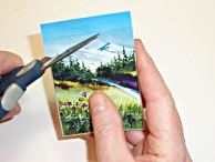 cutouts image, examples of handmade cards, printable cards