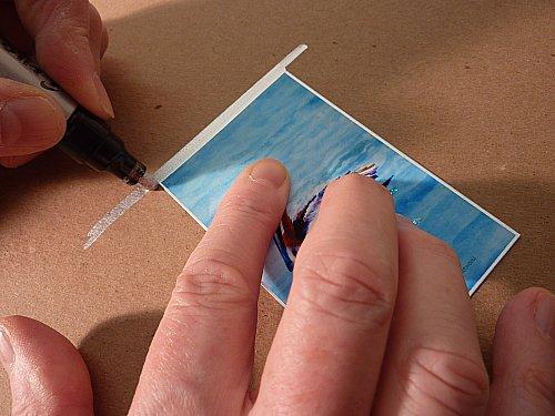 handmade card project