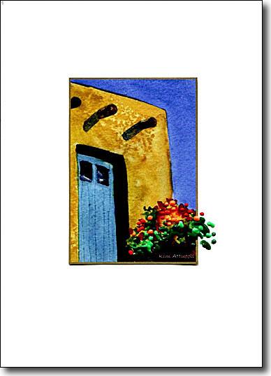 Adobe Flowers image
