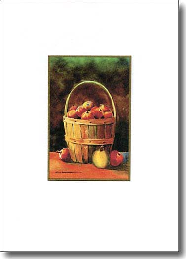 apples in basket image