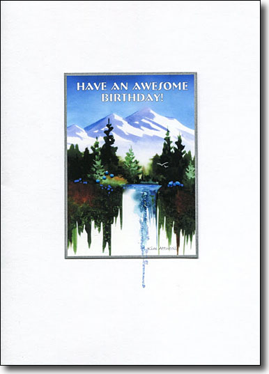 Have An Awesome Birthday image