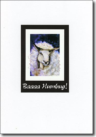 Baaaa Humbug image