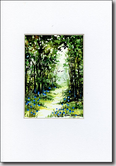Bluebell Path image