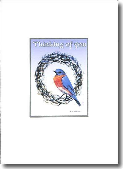 Bluebird Thinking of You image
