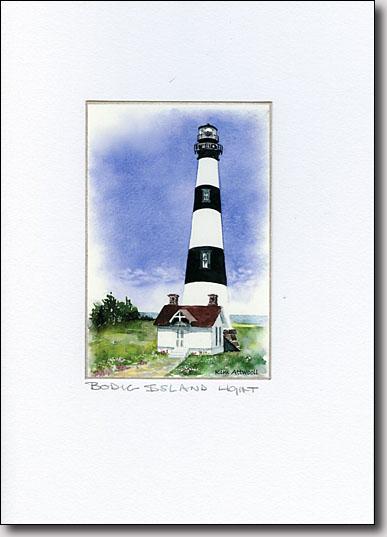 Bodie Island Lighthouse image