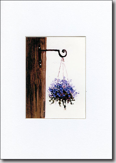 Bracket of Flowers image