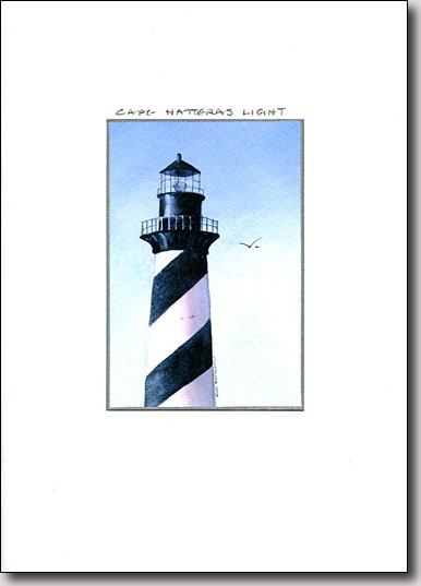 Cape Hatteras Lighthouse Top image