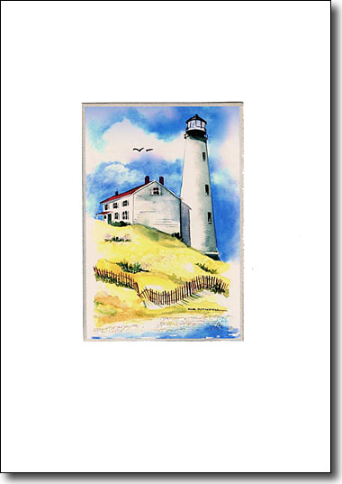 Cape Henlopen Light image