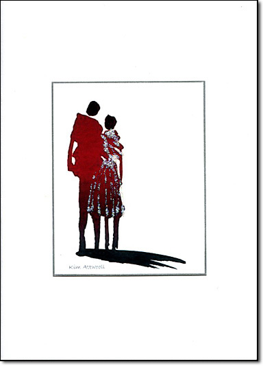 couple in red image