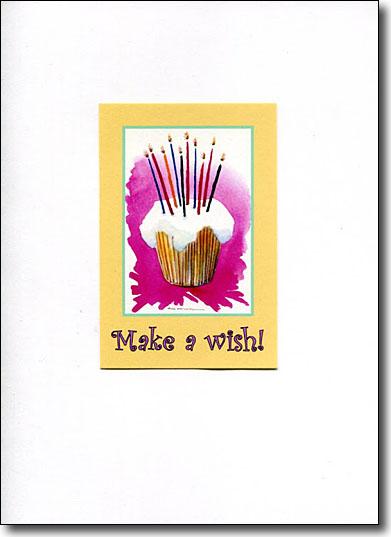 Cupcake Make a Wish image