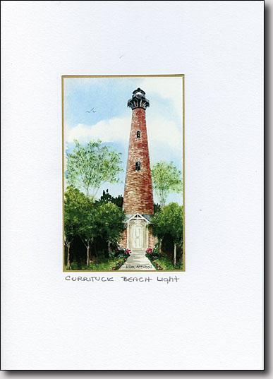 Currituck Beach Lighthouse image