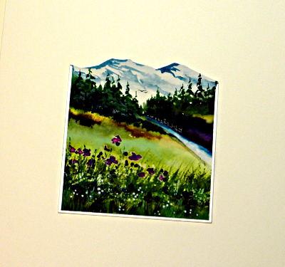 cutouts image, pretty handmade cards,greetings handmade cards