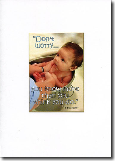baby card image
