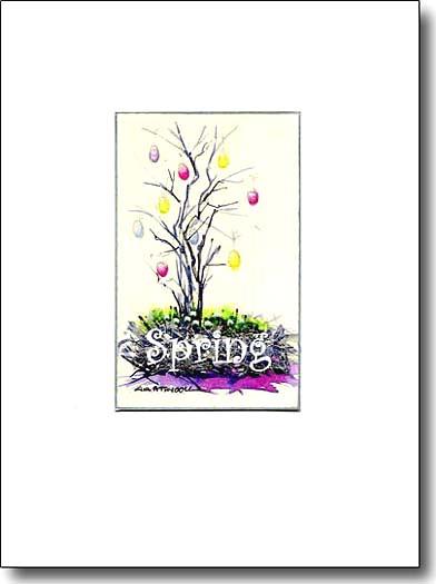 Easter Egg Tree image