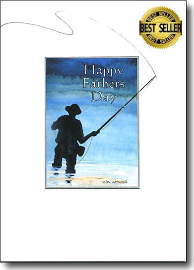 Happy Father's Day Fly Fishing image