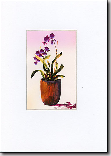 Fran's Orchid image
