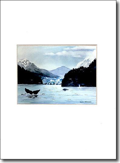 Fredrick Sound Whales image