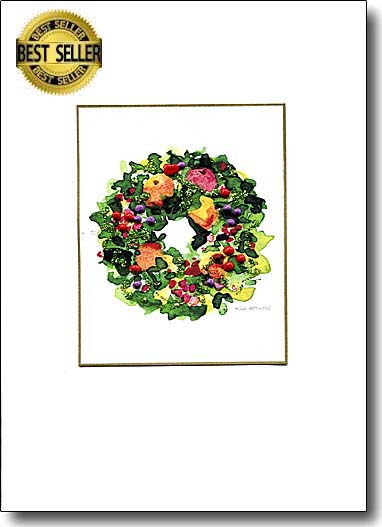 Fruit Wreath image