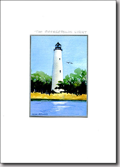 Georgetown Lighthouse image
