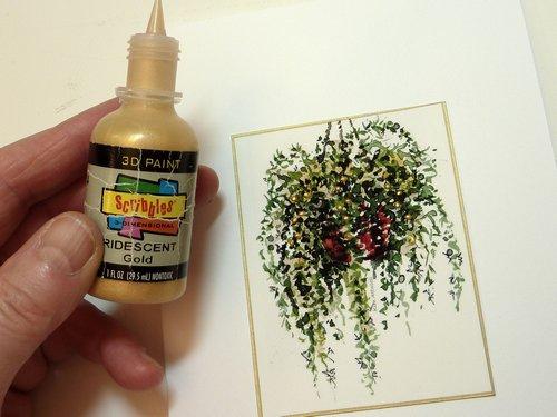handmade cards, embellishing images