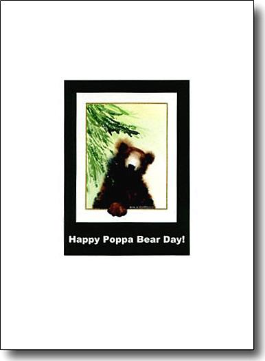 Happy Poppa Bear Day image