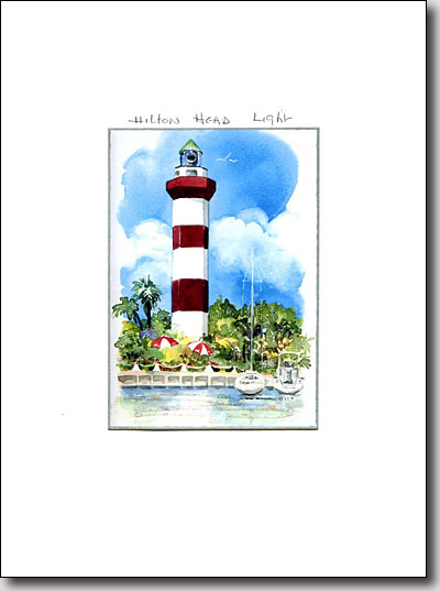 Harbour Town Lighthouse image