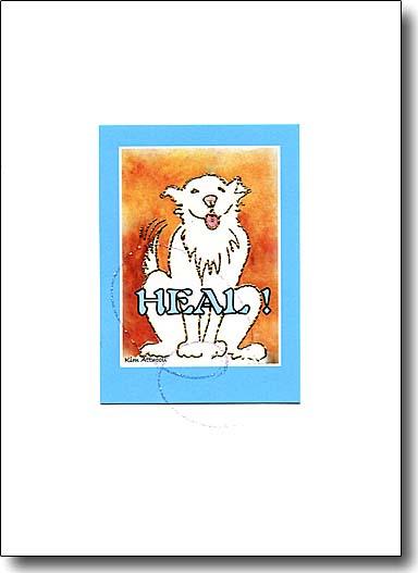 Happy Dog Heal image