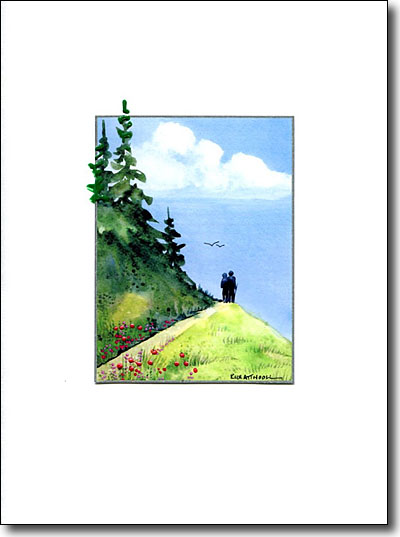 hikers image