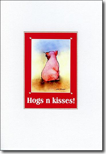 Hogs 'n' Kisses image