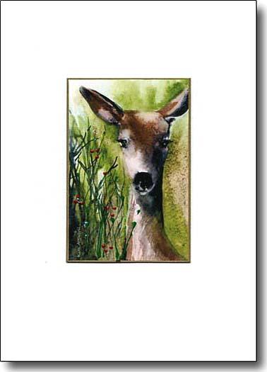 Holiday Deer image