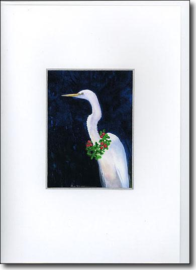 Holiday Egret image