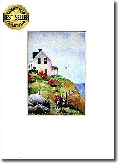 House on Cliff image