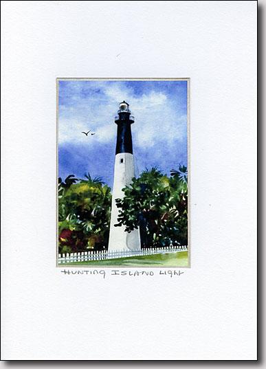 Hunting Island Light image