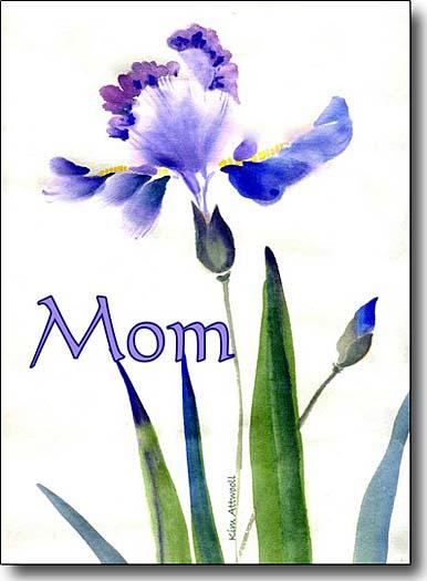iris mom