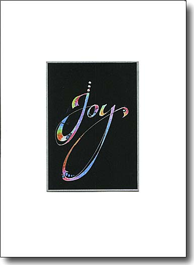 Joy Calligraphy image