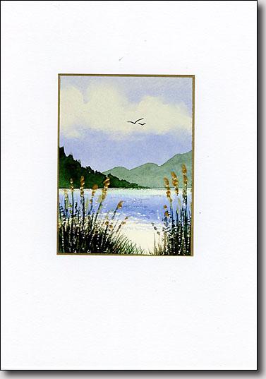 Lakeside Bullrushes image