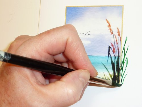 make greeting cards, homemade cards