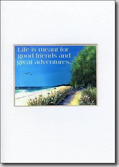 Lido Beach Adventure Quote image
