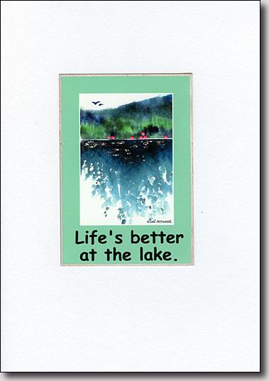 Life's Better at the Lake image