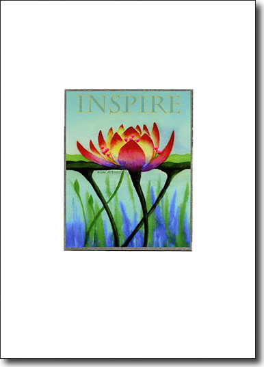 Lotus Flower- Inspire