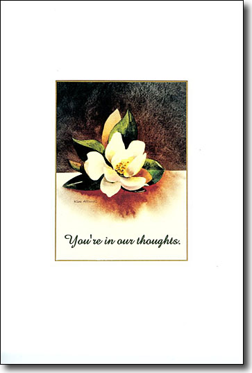 Magnolia You're in Our Thoughts image