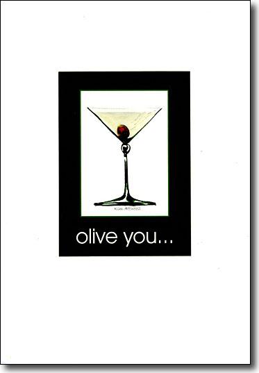 Martini - Olive You image