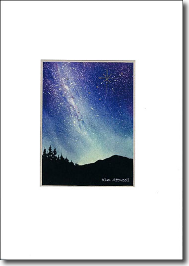 Milky Way Mountains image