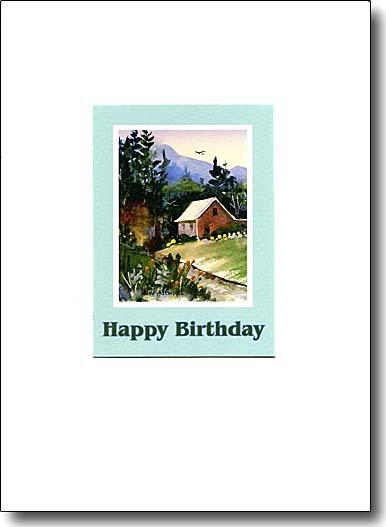 Mountain Cottage image