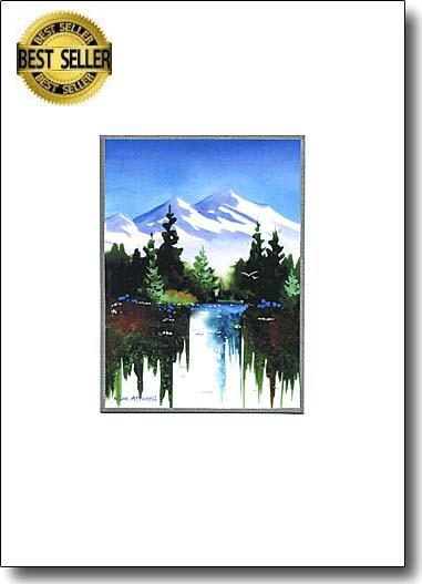 Mountain Landscape image