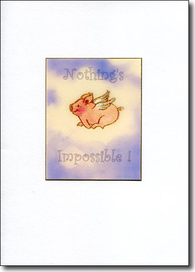 Nothing's Impossible image