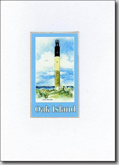 Oak Island Lighthouse image