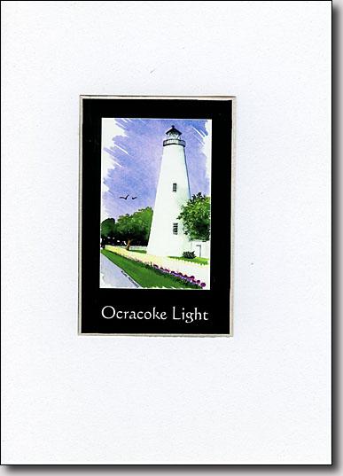 Ocracoke Lighthouse image